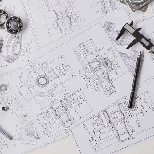 engineering schematics